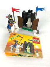 LEGO CASTLE CHATEAU 6034 Black Monarch's Ghost COMPLET + INSTRUCTION 1990