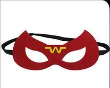 A Wonder woman Cape (only 1 mask) for kids birthday party favors and ideas ^ &