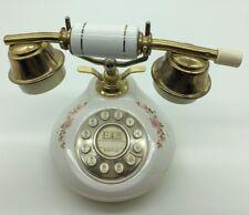 Vintage Beauty Line Princes Handle Phone ITT Corp Porcelain HAC 200 Prop B9