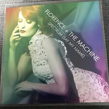 FLORENCE + THE MACHINE - SPECTRUM 'REMIXES' - NEW 7 REMIX CD PROMO