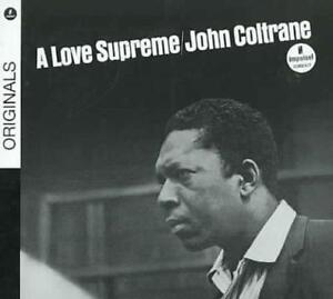 JOHN COLTRANE - A LOVE SUPREME NEW CD