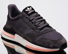 99b37d07b adidas Originals ZX 500 RM Men New Grey White Orange Lifestyle Sneakers  B42217