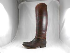 Great Used FRYE Melissa  Seam Tall Riding Boots  Women's size 6 B Medium