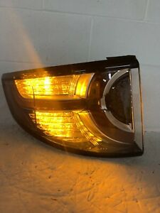 2015 2016 2017 2018 LAND ROVER DISCOVERY SPORT L550 LEFT DRIVER TAIL LIGHT OEM