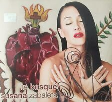 Susana Zabaleta - Te busque CD Neu