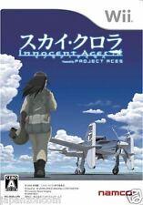 Used Wii Sky Crawlers: Innocent Aces  NINTENDO JAPAN JP JAPANESE JAPONAIS IMPORT