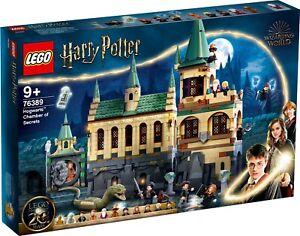 LEGO Harry Potter Hogwarts™ Chamber of Secrets (76389)