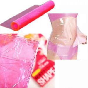 Women Waist Body Arm Fat Cellulite Burner Wrap Shape-up Slimming Belt