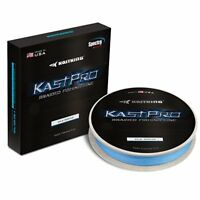 KastKing KastPro Braided Fishing Line - Thin Diameter - Made in The USA