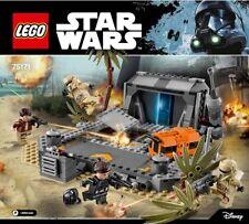 Lego 75171 Set Battle on Scarif Star Wars Rogue One mit Jyn Erso