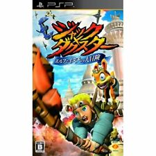Used PSP Jak and Daxter: Elf to Itachi no Daibouken Japan Import