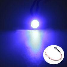 Blue 12V LED Indicator Light Lamp Pilot Dash Directional Truck Boat Car Vehicle