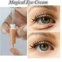 Magic Eye Cream 2 Minutes Instant Remove Eyebags Firming Eye Anti Puffiness 1ML