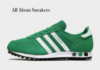 "Adidas LA ""Green White"" Trainers All Size Limited Stock"