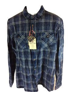 Mens Thread &Cloth Denim shirt