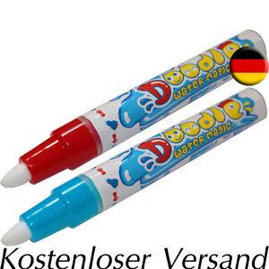 Ersatzstift für Doodle Aqua Stift  Zusatzstift Wasser Magic Maler Malteppich NEU