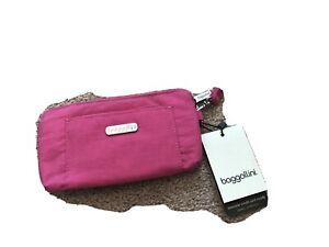 Baggalini Riverside Credit Card Wallet, NWT