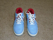 Men's Blue and Red Nike sneakers Shoes *size 9.5 *EUC