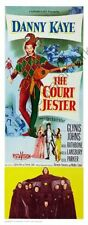 Court Jester The Movie Poster Insert #01 Replica