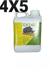 Désherbant Glyphosat RHINOCÉROS 4x5L sel d'isopropylamine 36%p/v 360g/l ENVOI24H