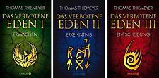 Das verbotene Eden Serie Erwachen  Erkenntnis  Entscheidung  Thomas Thiemeyer