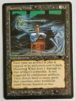 Haunting Wind NM Magic The Gathering Antiquities Reserved List Mtg Vintage 1994