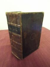 1819 KJV Bible - American Bible Society