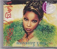 Mary J Blige-Missing You cd maxi single sealed