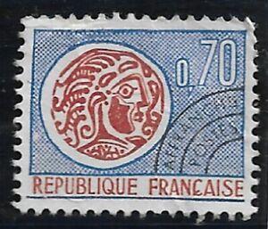 Timbre France Poste Pré-oblitérés  N°129