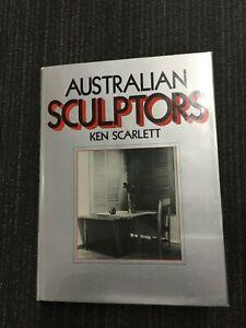 AUSTRALIAN SCULPTORS By Ken Scarlett - G467