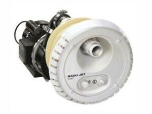 Speck BADU Jet smart 1,6 KW Fertigmontagesatz Gegenstromanlage 40 m³/h 230 Volt