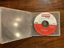 Intuit Quicken 2005 Deluxe