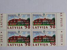 stamps / Latvia / 2012 /