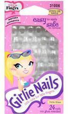 NEW Fing'rs Girlie Nails 24 stick on nails