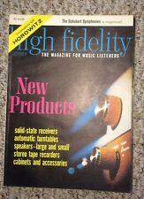 Oct 1965 high fidelity magazine