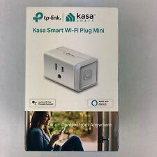 Kasa Smart WiFi Plug Mini by TP-Link Reliable WiFi Connection without Hub Alexa
