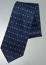 Krawatte - dunkelblau - dezent gemustert - NEU - Schlips Binder - NUR 1,95 Porto