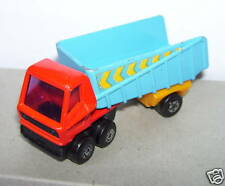 MATCHBOX LESNEY ARTICULED TRUCK AND TRAILER N°50 1973