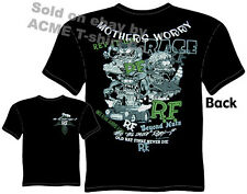 Mothers Worry Rat Fink T Shirt Big Daddy Clothing Ed Roth T Shirts Collage Tee