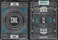 SNL Saturday Night Live Playing Cards Poker Size Deck USPCC theory11 Custom New