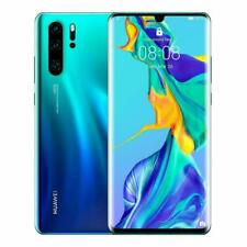 "Huawei P30 Pro DualSim 128GB LTE Android Handy Smartphone 6,47"" OLED 40 MPX Blau"