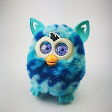 ~ Furby Boom ~ 2012 ~ Hasbro ~ #A6417 ~ Blue & Turquoise ~ Tested & Working ~