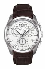 Tissot Couturier Chronograph Herrenuhr T0356171603100