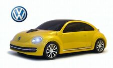VW The Beetle Wireless Car Mouse (Yellow) - Officially Licensed