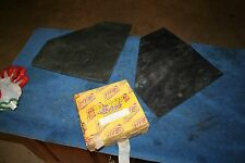 1964 1/2 - 1968 Ford Mustang kick panel insulation repops re-pops M237