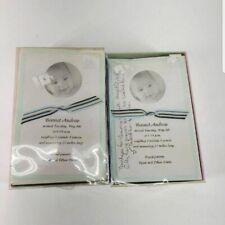 Birth Baby Announcement invitations