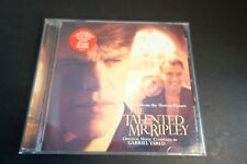 The Talented Mr. Ripley [Music from the Motion Picture] by Gabriel Yared (Cd,.