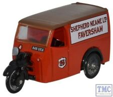 SP077 Oxford Diecast 1:76 Scale Shepherd Neame Tricycle