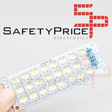 Lampe 24 LED Super brillant Piranha LED plaque de lumière DC 12V 24 LED