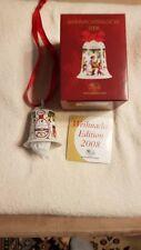 Hutschenreuther Weihnachtsglocke 2008 neu